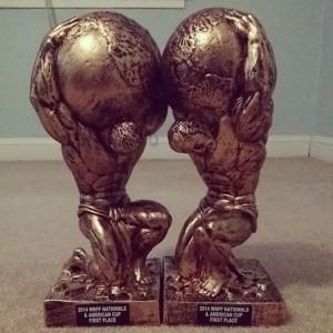 josh trophies