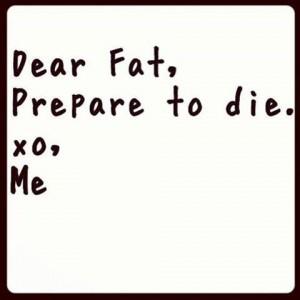 dear fat,